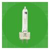 Lampe à iodure métallique