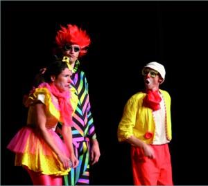 Les clowns de la route @ Pyramide Centre Culturel | Romorantin-Lanthenay | Centre | France