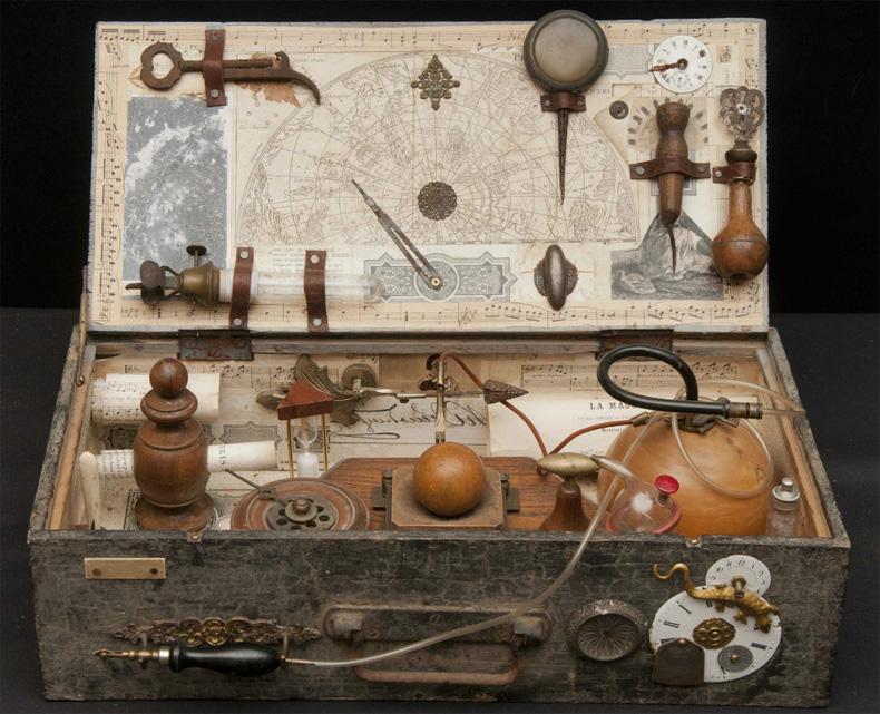Exposition : Histoire de curiosités