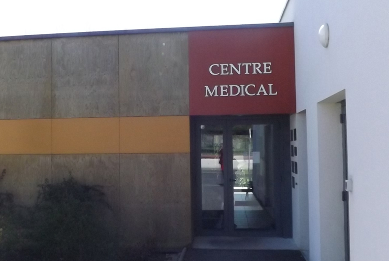 entree centre medical