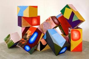 La borne : installation d'art contemporain @ Parvis Hôtel de Ville | Romorantin-Lanthenay | Centre | France