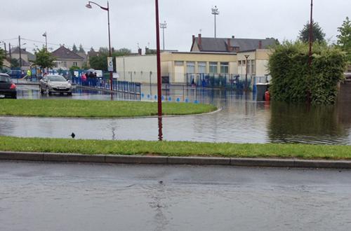 Pluie / Inondation