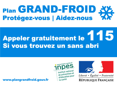 Plan grand froid
