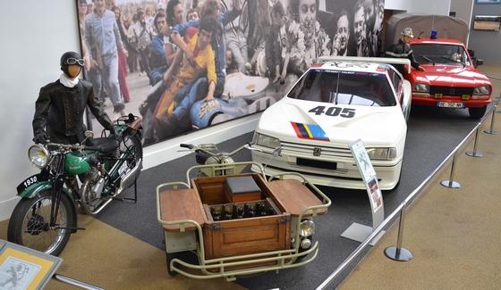 En route avec Peugeot…
