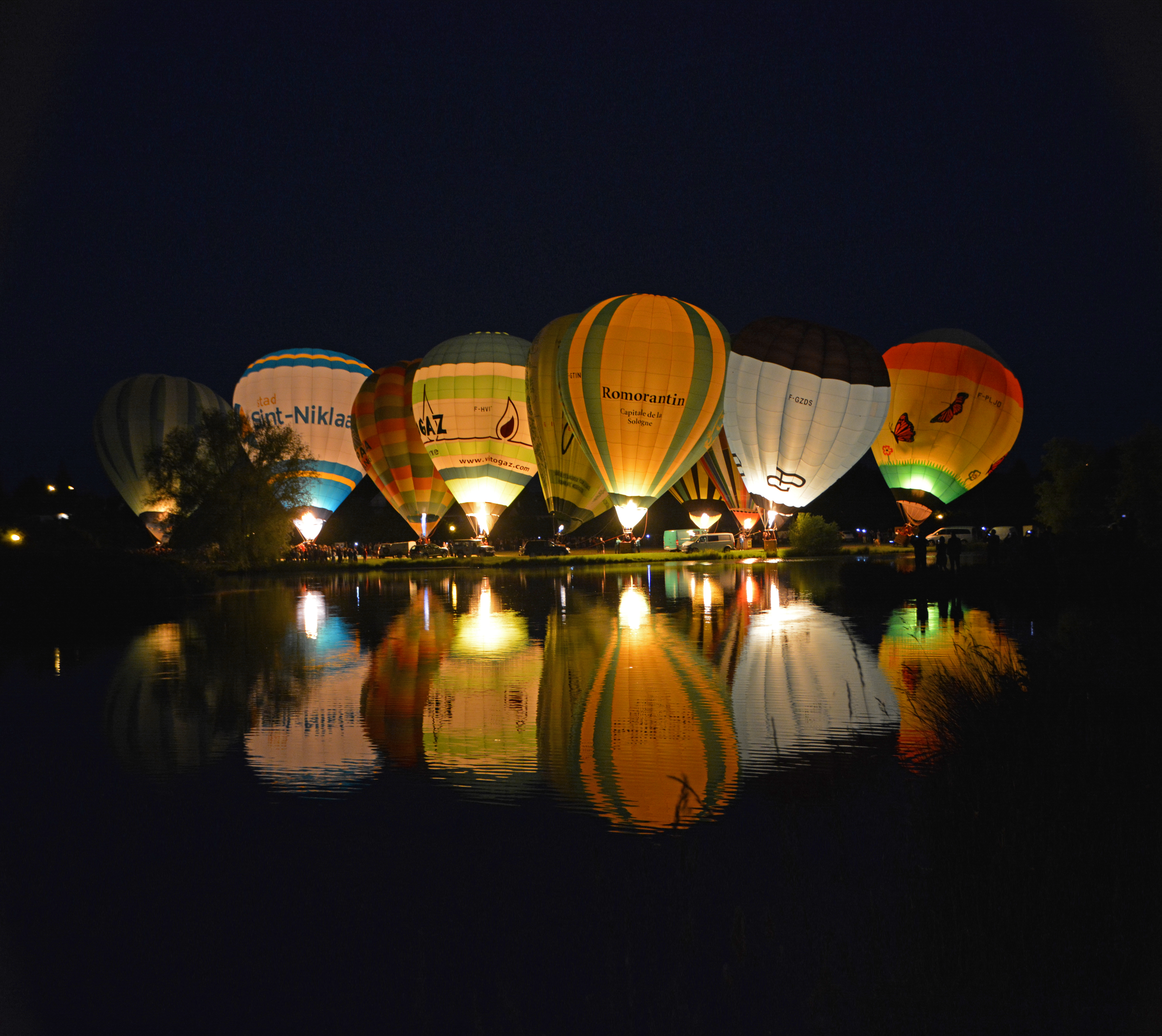 Spectacle « NIGHT GLOW »