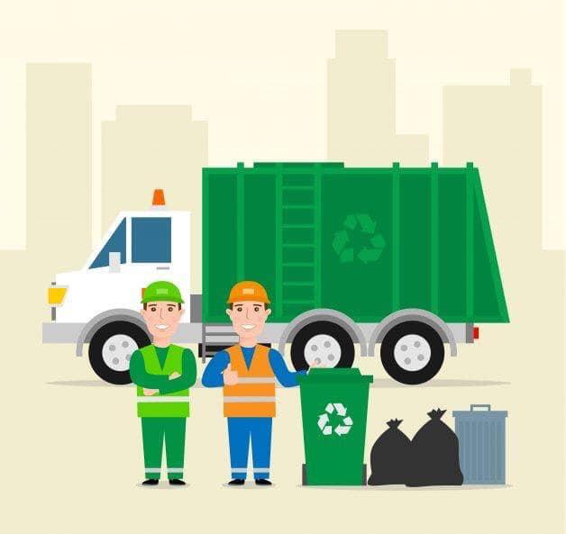 ⚠ Attention ⚠  Collecte des ordures ménagères