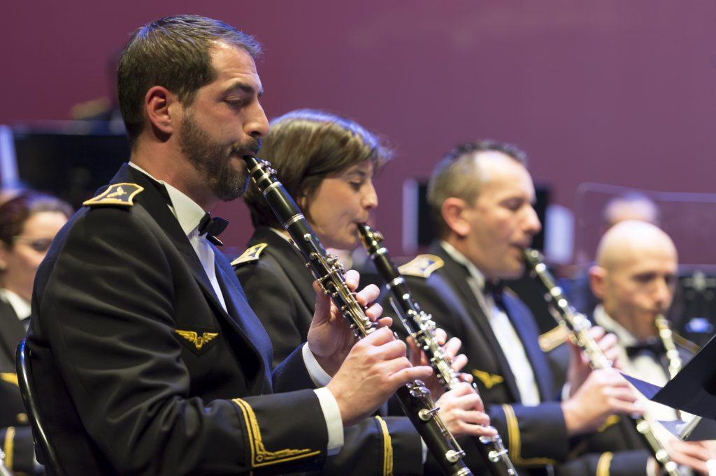 Musique des Forces Aériennes de Bordeaux @ Pyramide Centre Culturel