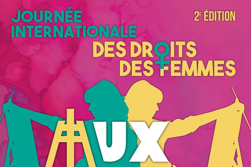 Journée internationale des droits de la femme « aux arts citoyennes »