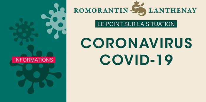 CORONAVIRUS COVID‐19 (MAJ 03/04 – 18h45)