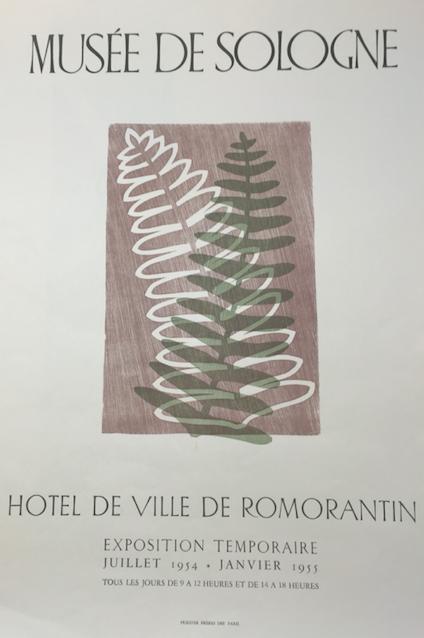 """Exposition : """"La création du musée de Sologne en 1954"""" @ Musée de Sologne"""